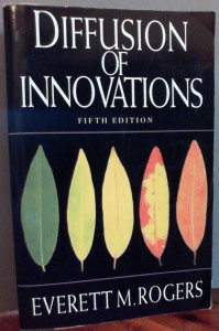 Diffusion of Innovations by Everett M. Rogers