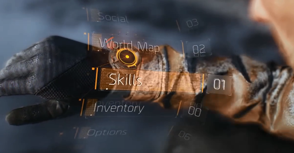"""From """"Tom Clancy's The Division"""""""